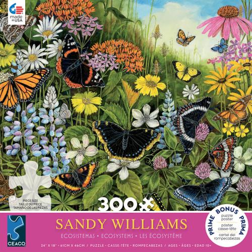Butterflies 300pc box
