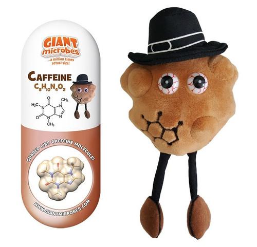 Image of Giant Microbe's Caffeine plush
