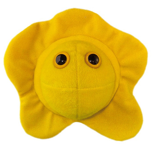 Image of Giant Microbes Herpes plush