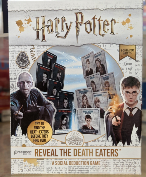 Harry Potter: Reveal the Death Eaters