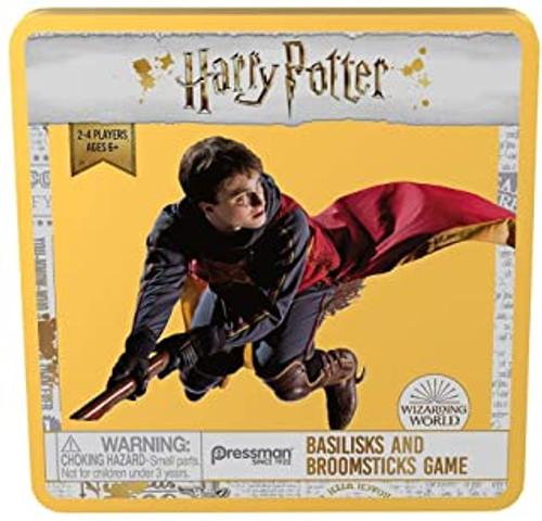 Basilisks and Broomsticks Harry Potter