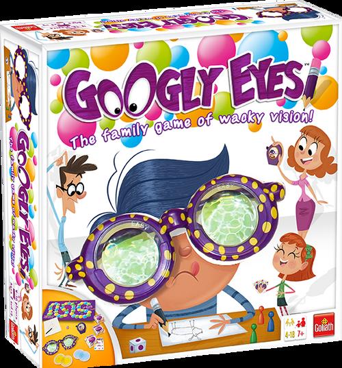Image of Googly Eyes packaging