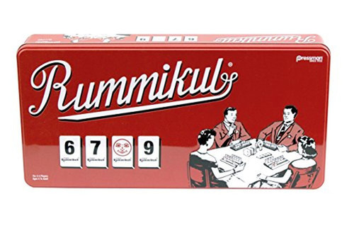 Rummikub Retro Tin (Sold Out)