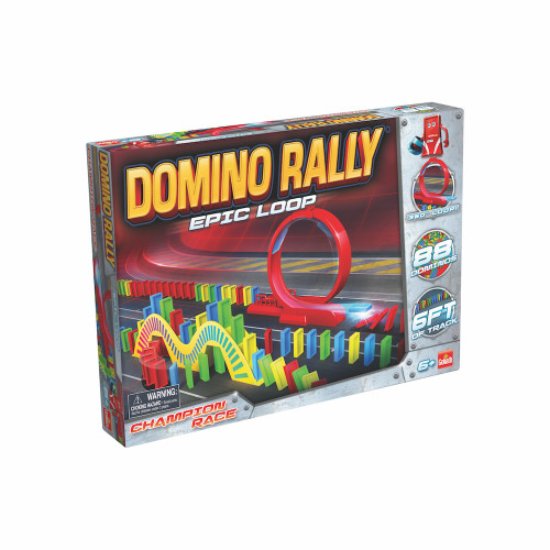Image of Domino Rally Epic Loop packaging