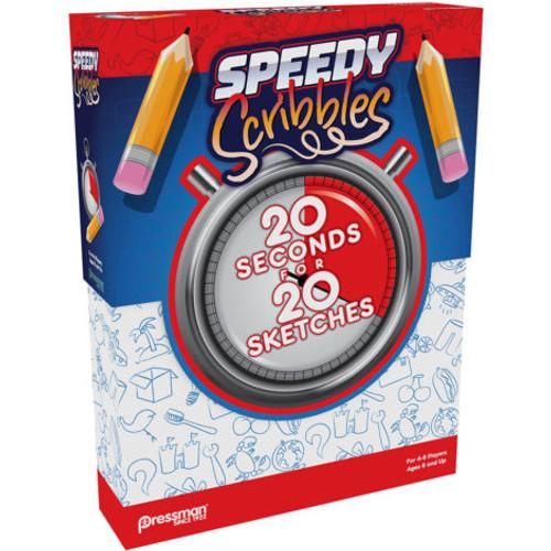 Speedy Scribbles