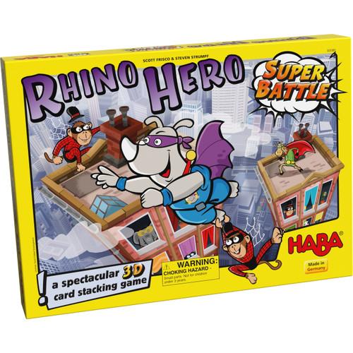 Rhino Hero Super Battle Box