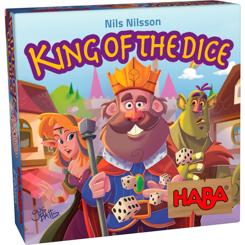 King of  Dice (Sold Out)