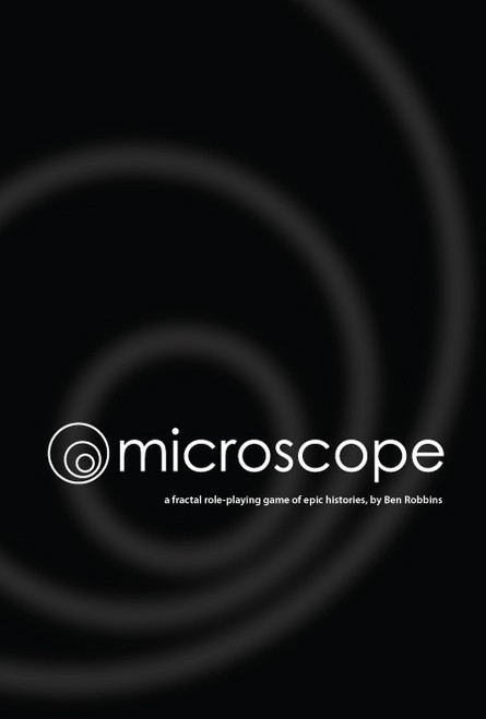 Microscope RPG book