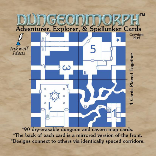 Cover of DungeonMorph Cards