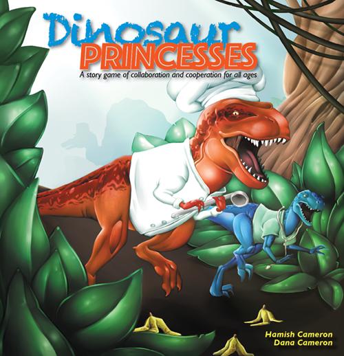 Dinosaur Princess