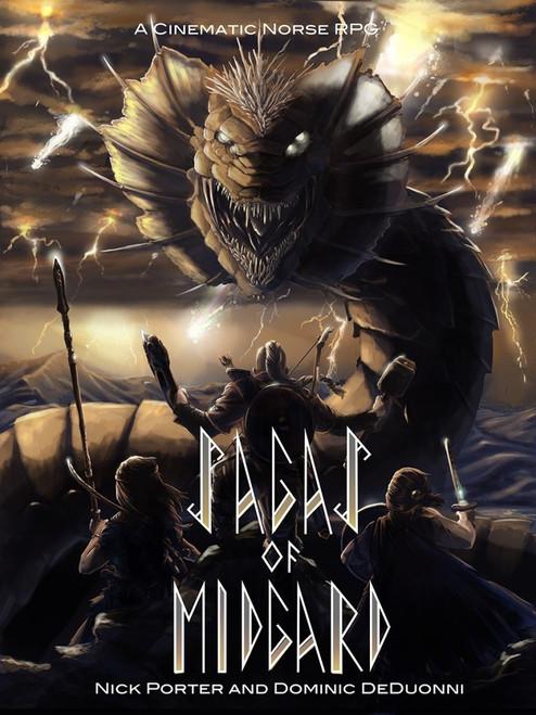 Sagas of Midgard book