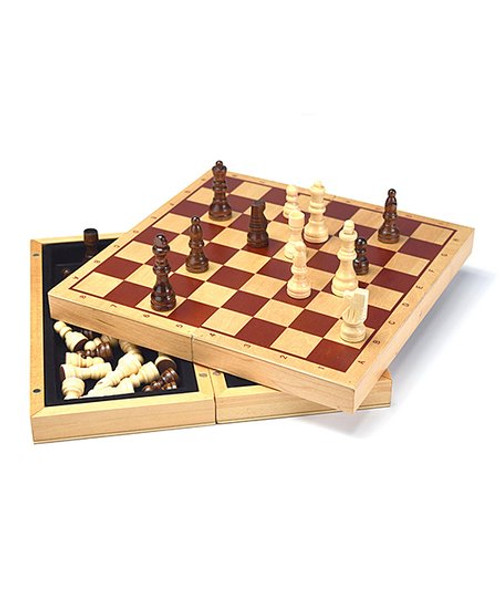 Chess Set: Magnetic Connect, 2.1 inch King
