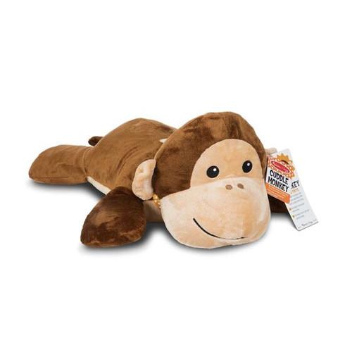 Cuddle Monkey plush