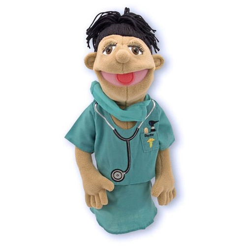 Doctor hand puppet (box)
