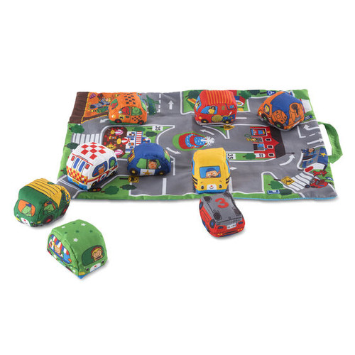 Town Take-Along Play Mat