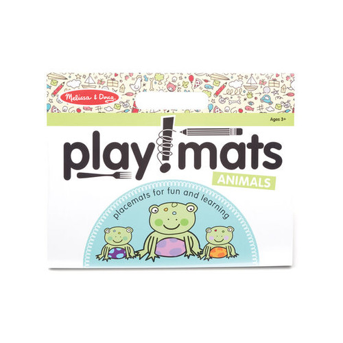 Animals Playmat
