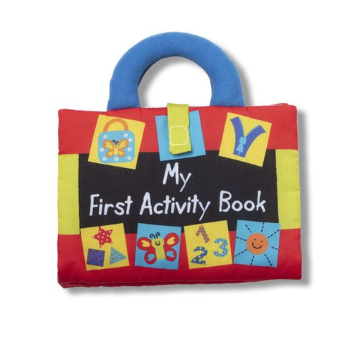 My First Activity Book soft book
