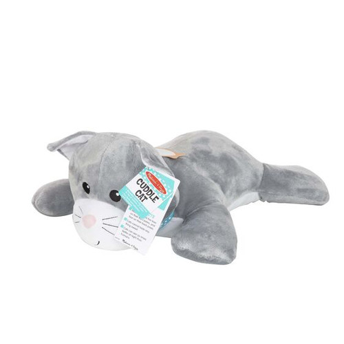 Cuddle Cat plush
