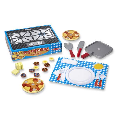 Flip & Serve Pancake Set