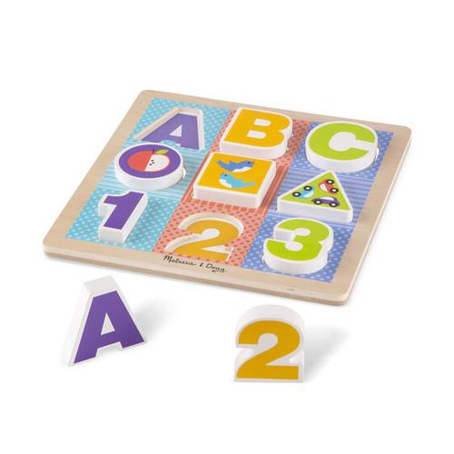 ABC-123 Chunky Puzzle