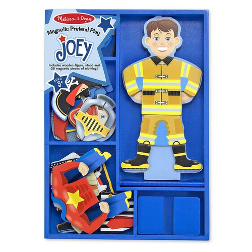 Joey Magnetic Dress-Up