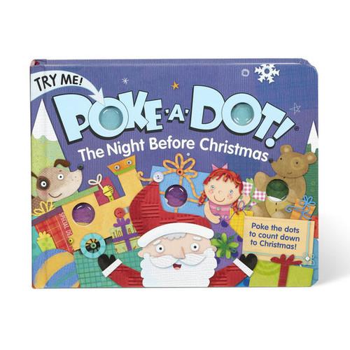Night Before Christmas Poke-A-Dot