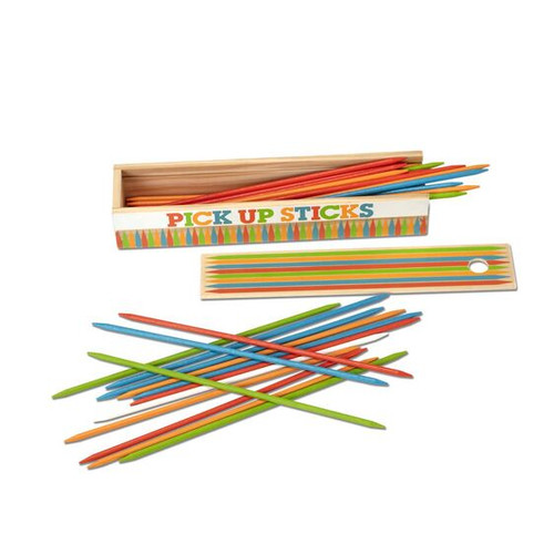 Pick Up Sticks wooden classic