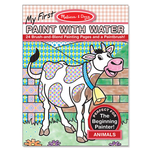 Animals My First Paint With Water (
