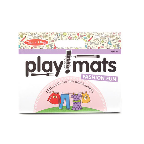 Fashion Fun Playmat
