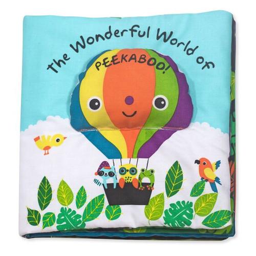 Fantastic World of Peekaboo soft book