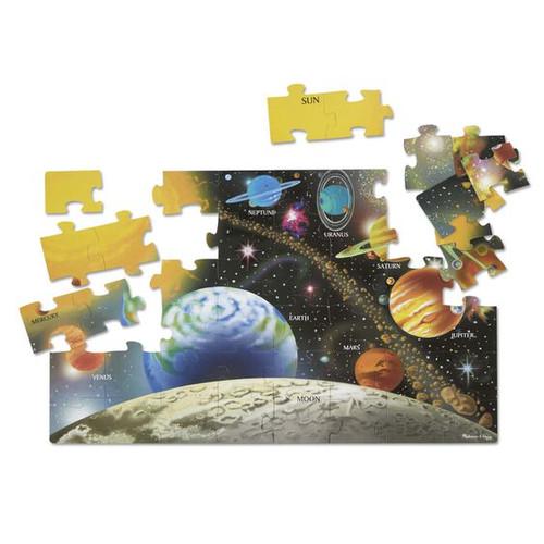 Solar System Floor Puzzle 48pc