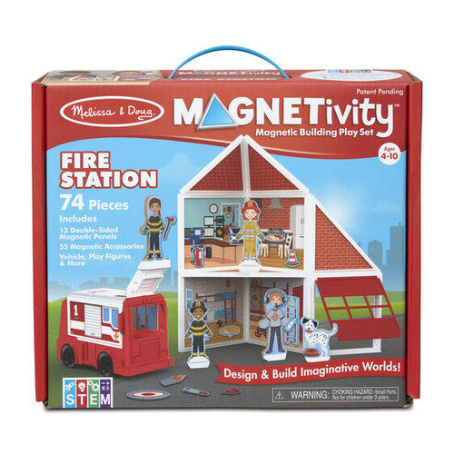 Fire Station Magnetivity