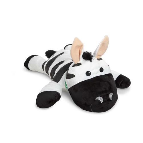 Cuddle Zebra plush