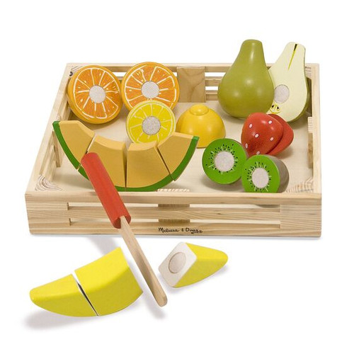 Cutting Fruit Crate
