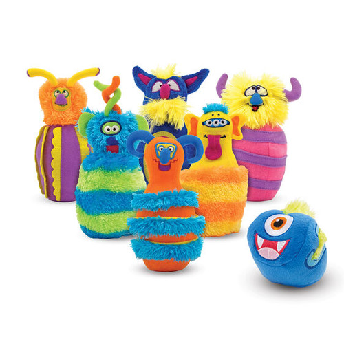 Monster Bowling (box package)