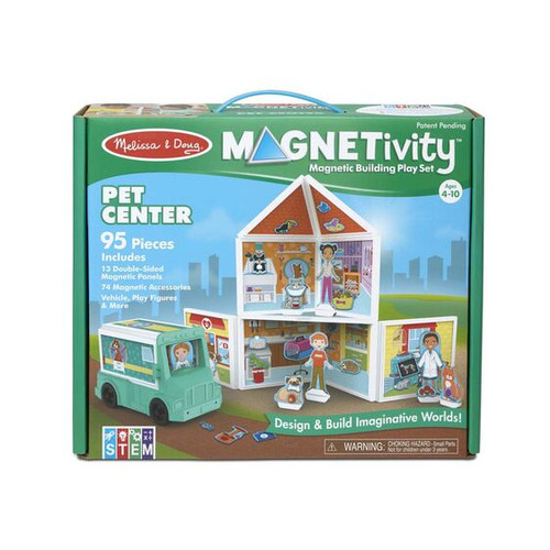 Pet Center Magnetivity