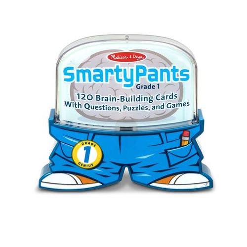 1st Grade - Smarty Pants