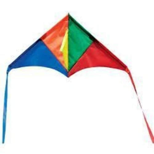 Mini Rainbow Delta Kite