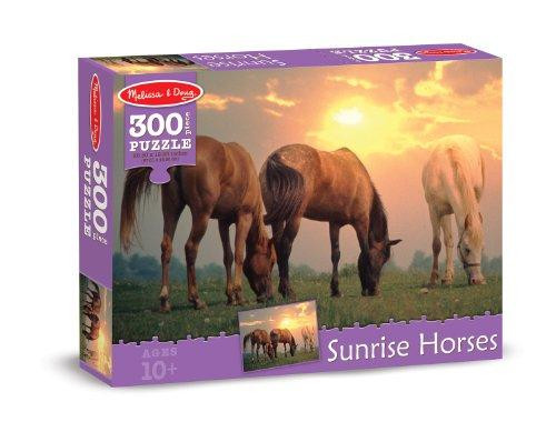 Sunrise Horses 300pc
