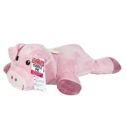 Cuddle Pig plush