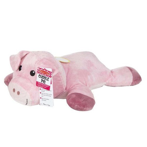 Cuddle Pig plush