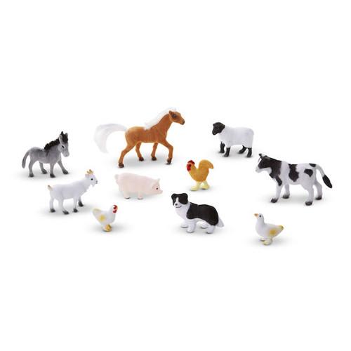 Farm Friends figure set