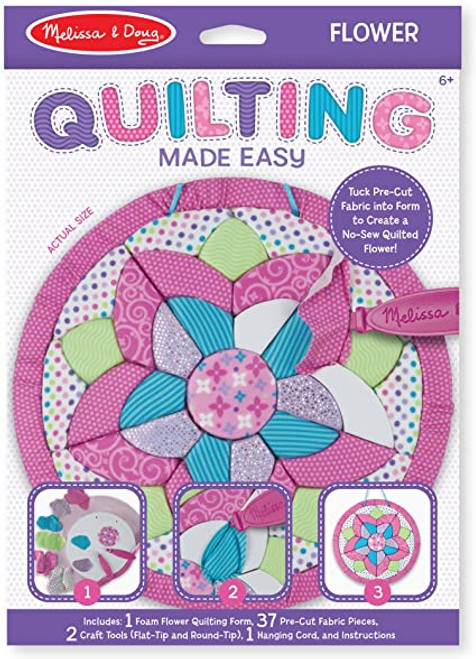 Flower Quilting Made Easy