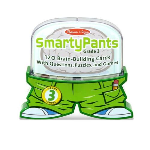 3rd Grade - Smarty Pants