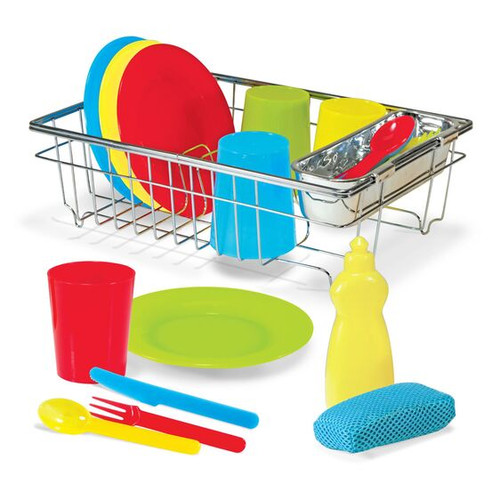 Wash & Dry Dish Set Let's Play House