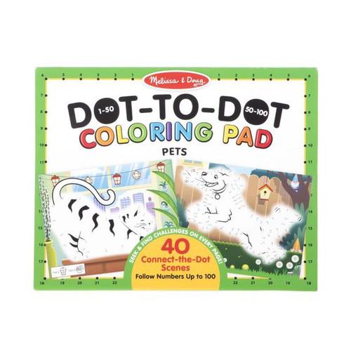 Pets 123 Dot-to-Dot