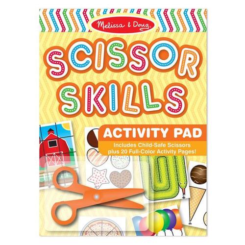 Scissor Skils Activity Pad