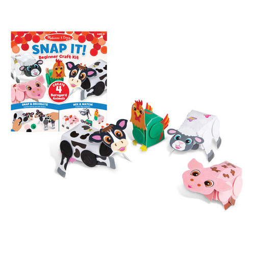 Snap It! Barnyard Animals (Sold Out)