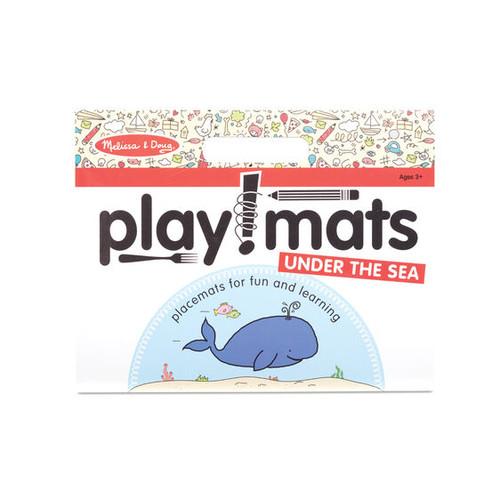 Under the Sea Playmat (