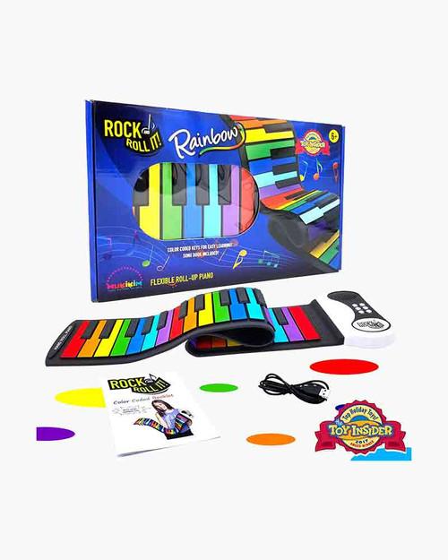 Piano Rainbow Box